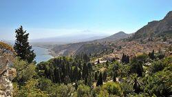 Sizilien Taormina