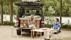 Skippy Campingmodul VW-T5