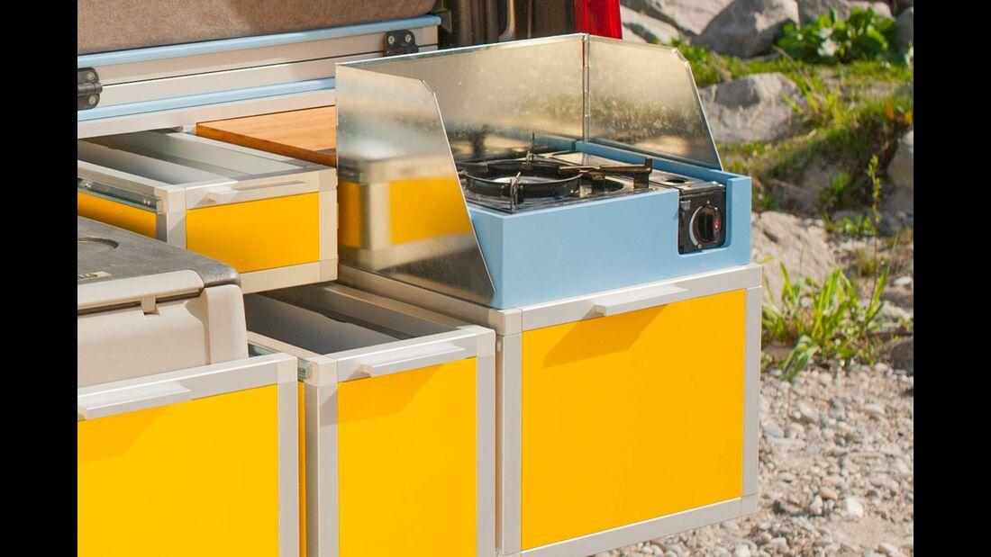 Smart Camper Möbelmodul
