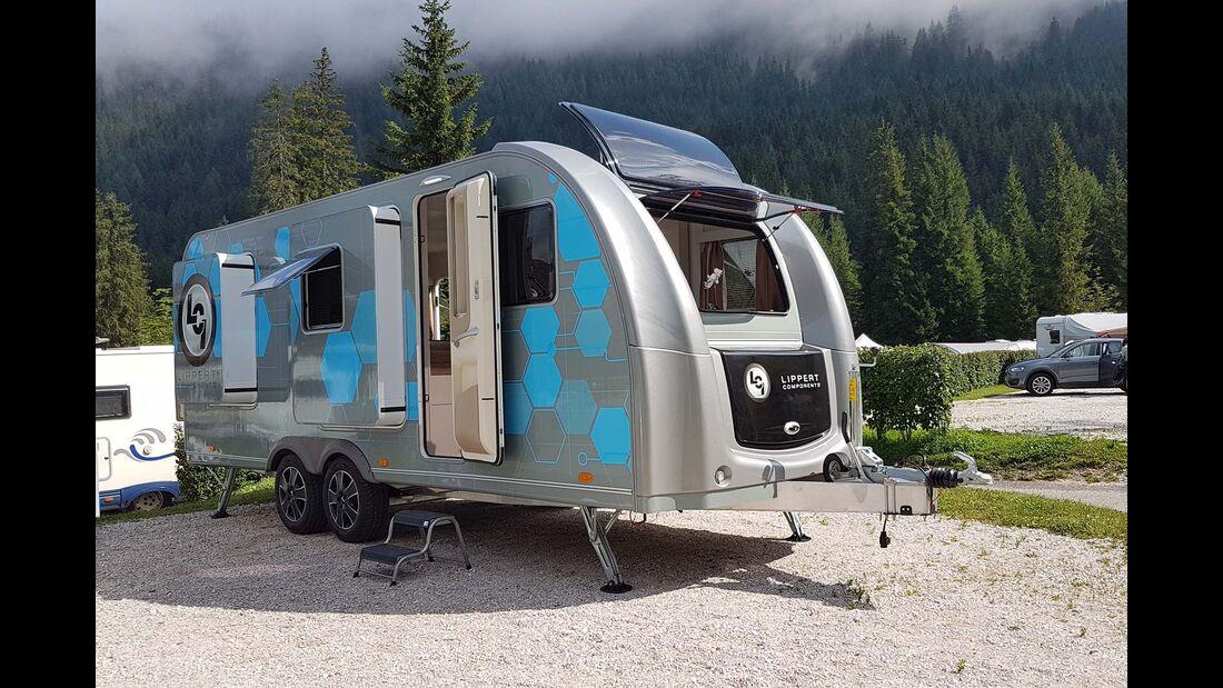Smart Caravan Lippert Components
