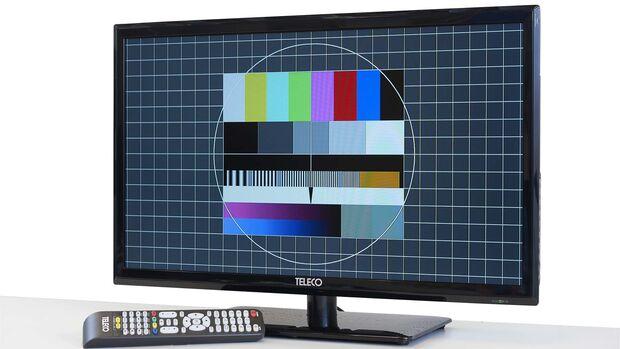 Smart-TV-Geräte im Test