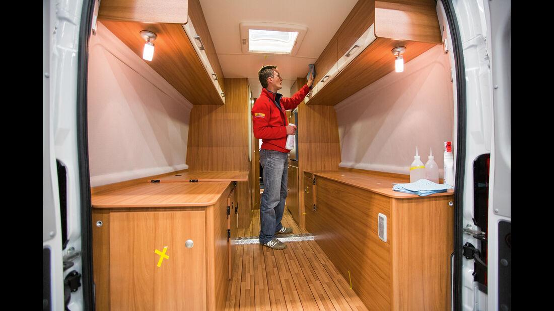So entsteht ein Campingbus 13