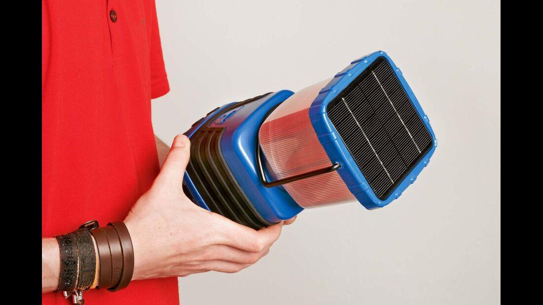 Solarleuchte von Carbest