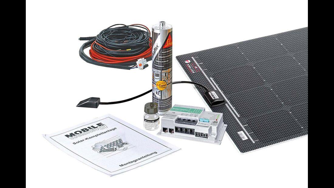 Solarpanel Büttner Elektronik