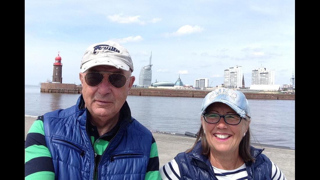 Sommer in Bremerhaven