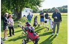 Sommerwetter beim Golf-Cup