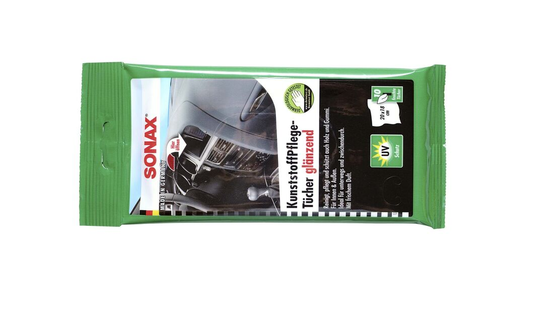 Sonax Kunststoffpflegetücher