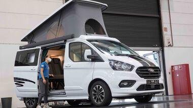 Southvan Camper Ford Transit Custom (2021)