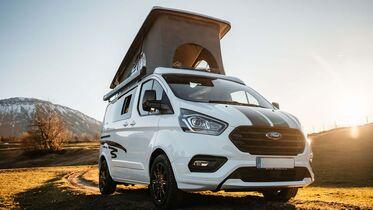 Southwind Camper Auf Ford Transit Custom Neue Campinbus