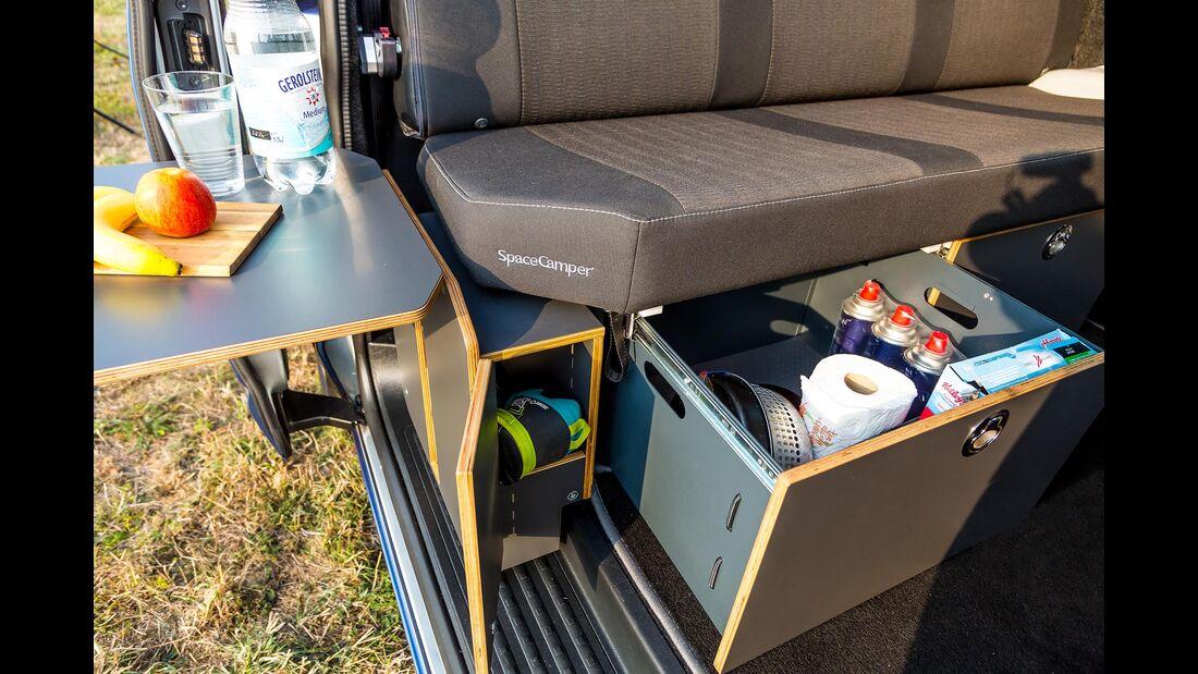 Spacecamper Limited (2019) auf VW T10