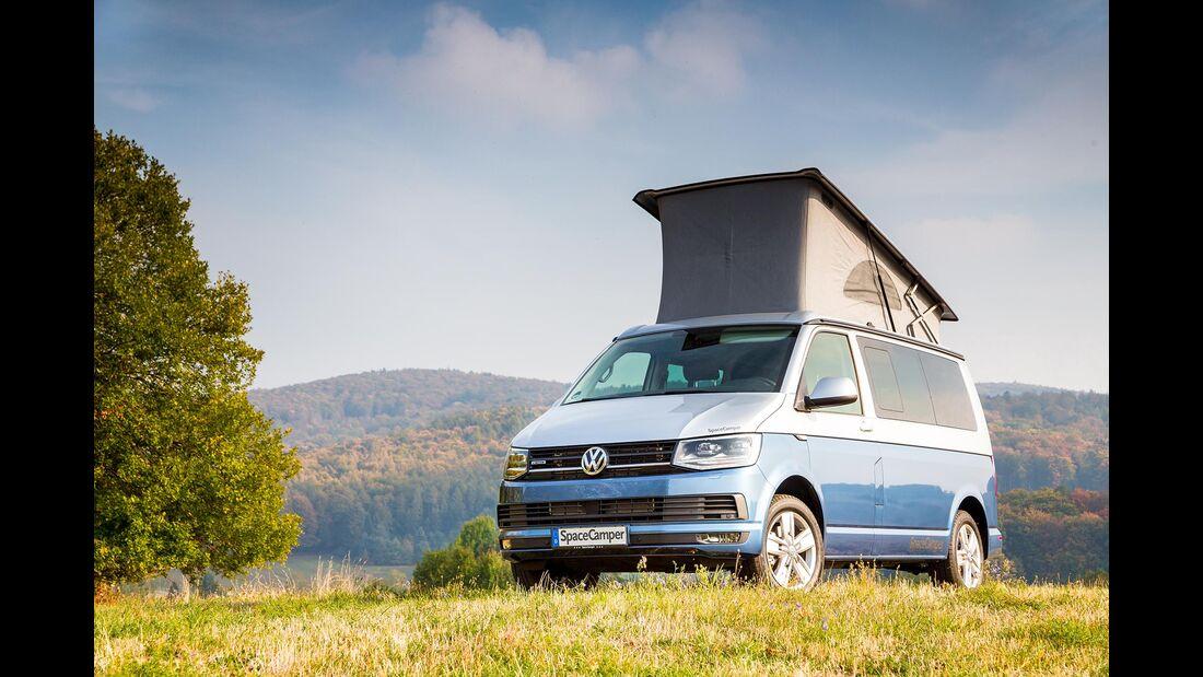 Spacecamper Limited (2019) auf VW T6