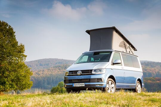 Spacecamper Limited (2019) auf VW T6