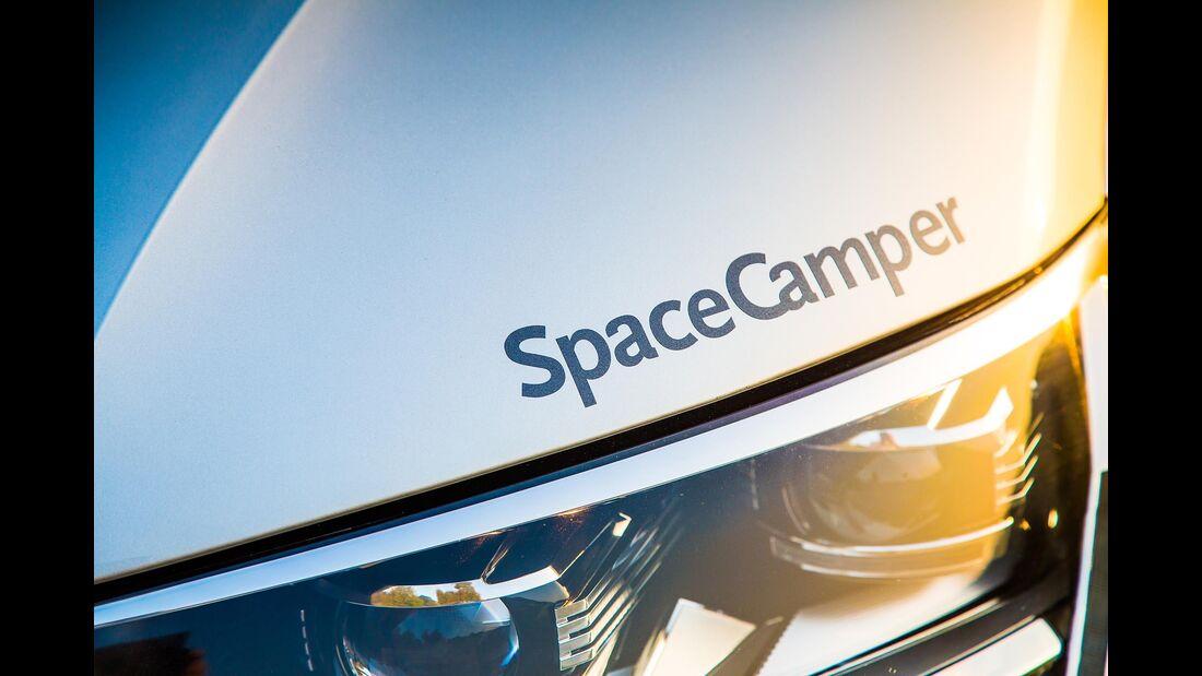 Spacecamper Limited (2019) auf VW T7