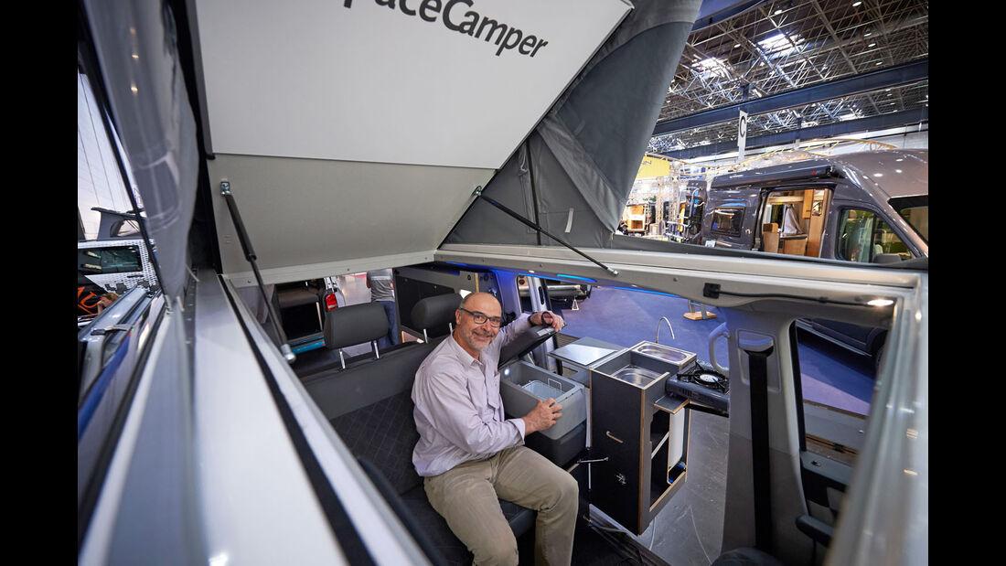 Spacecamper Open T6