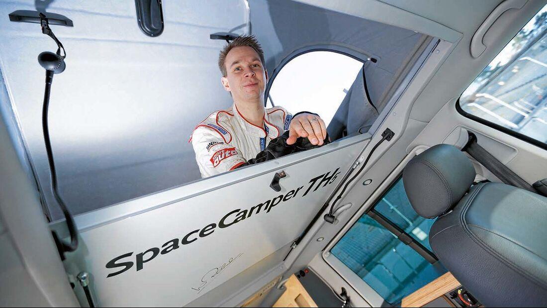 Spacecamper TH5 Campingbus
