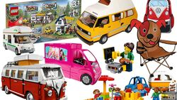 Spielzeug für Camper