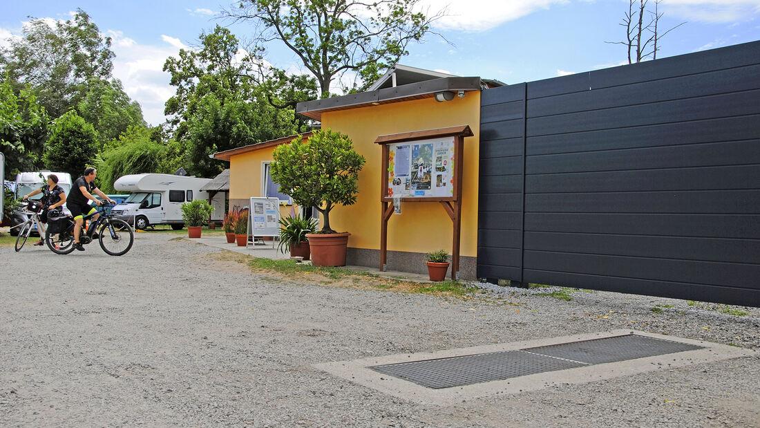 Spreewald Caravan- und Wohnmobilpark Lübbenau
