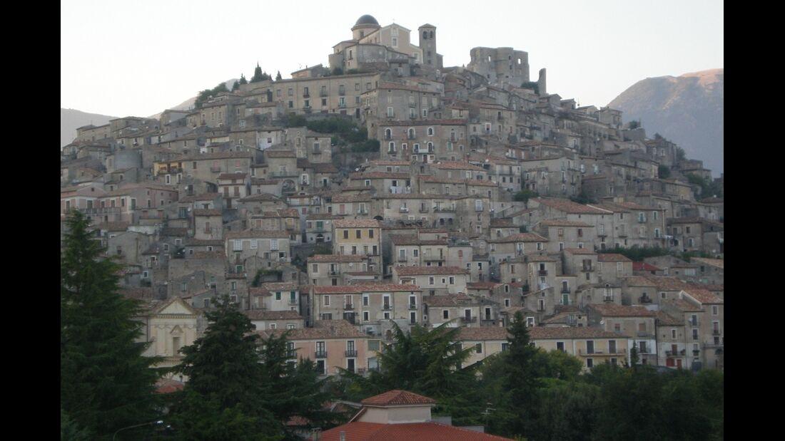 Stadt Kalabrien