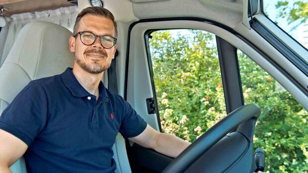 Stefan Koschke, Director Caravan Salon Düsseldorf