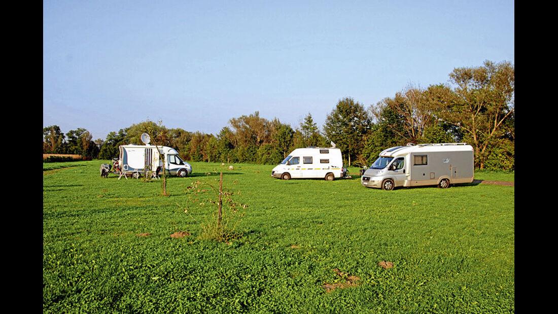 Steirisches Thermenland, Mobil-Tour