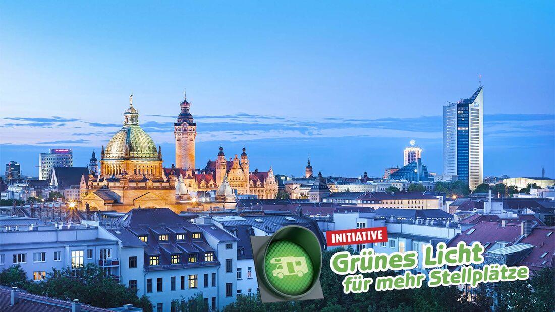 Stellplätze Leipzig
