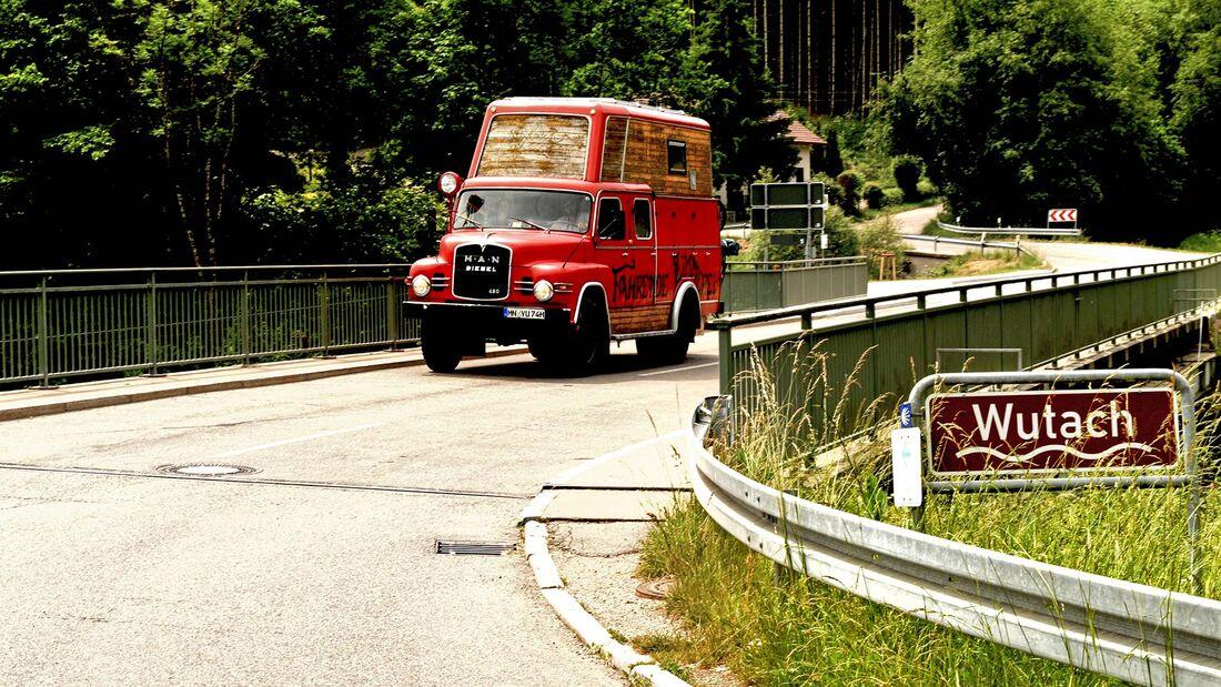 Stellplätze im Schwarzwald
