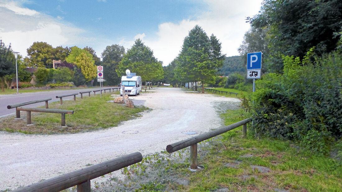 Stellplatz