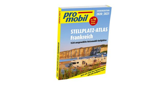 Stellplatz-Atlas 2020