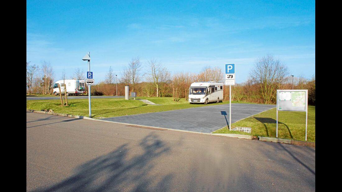 Stellplatz Bad Belzig