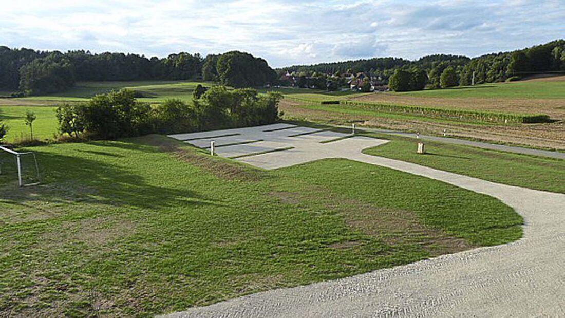 Stellplatz Bernerhof Pottenstein