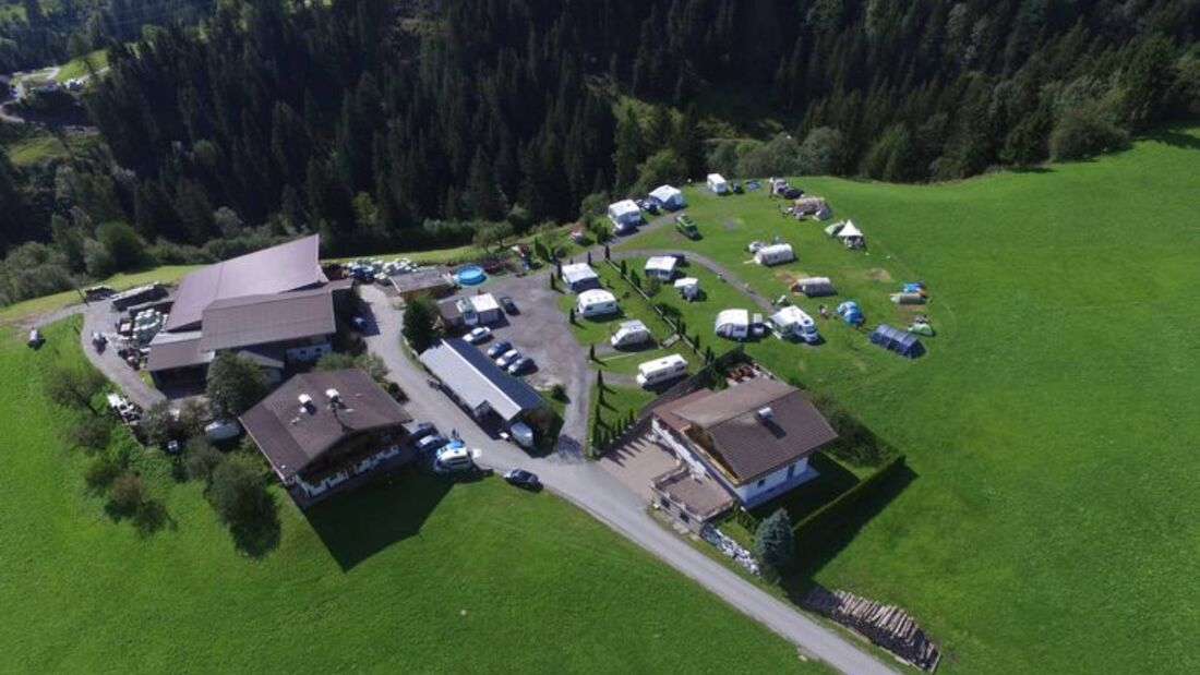 Stellplatz Biobauernhof Unteregg