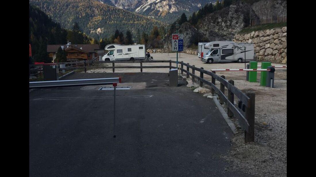 Stellplatz Camping Vidor