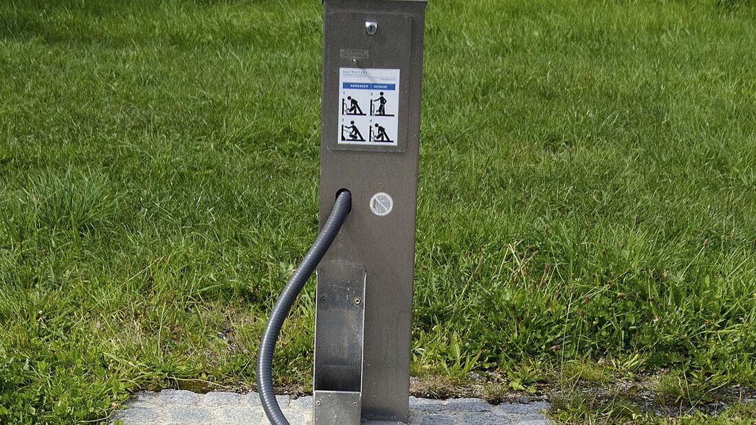 Stellplatz Erlebnisbad Neunburg
