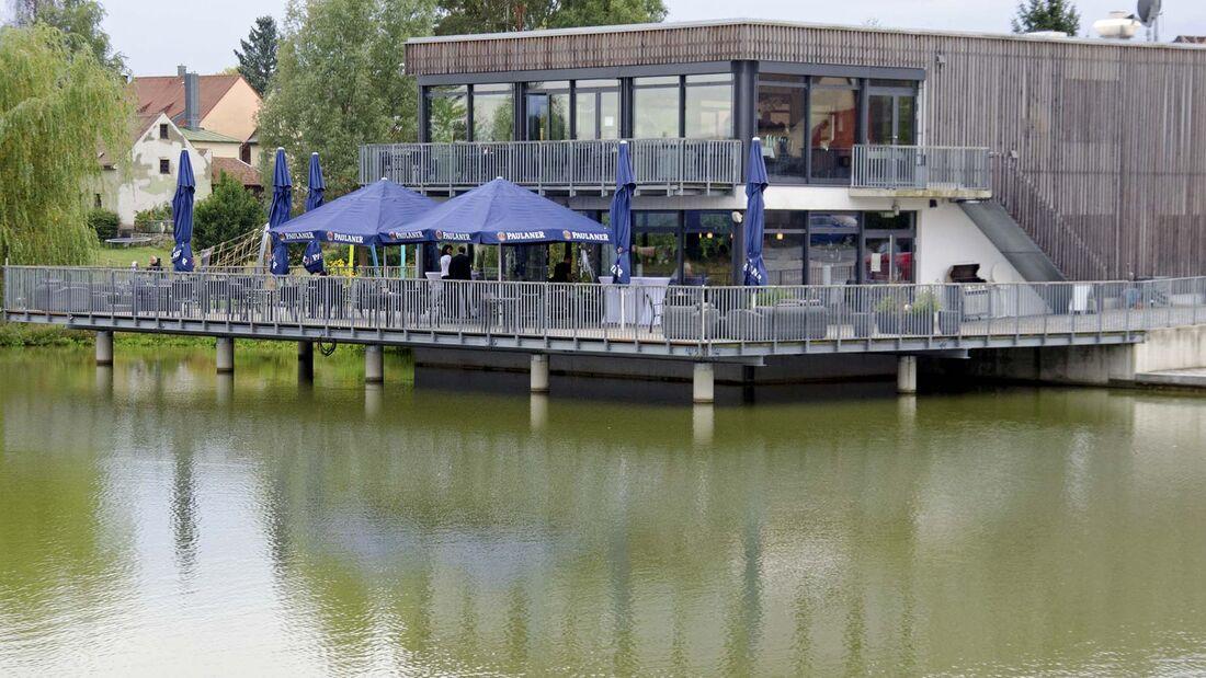 Stellplatz Fischhof Tirschenreuth