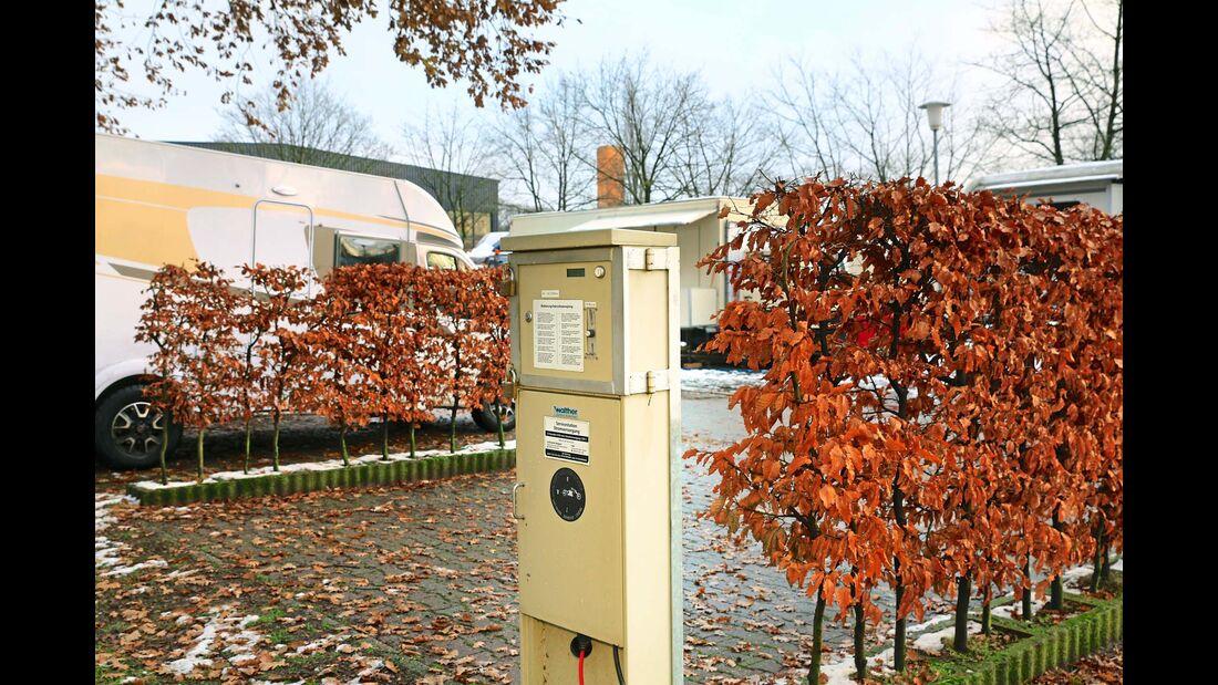 Stellplatz-Fokus Emsland Stellplatz Emsbad