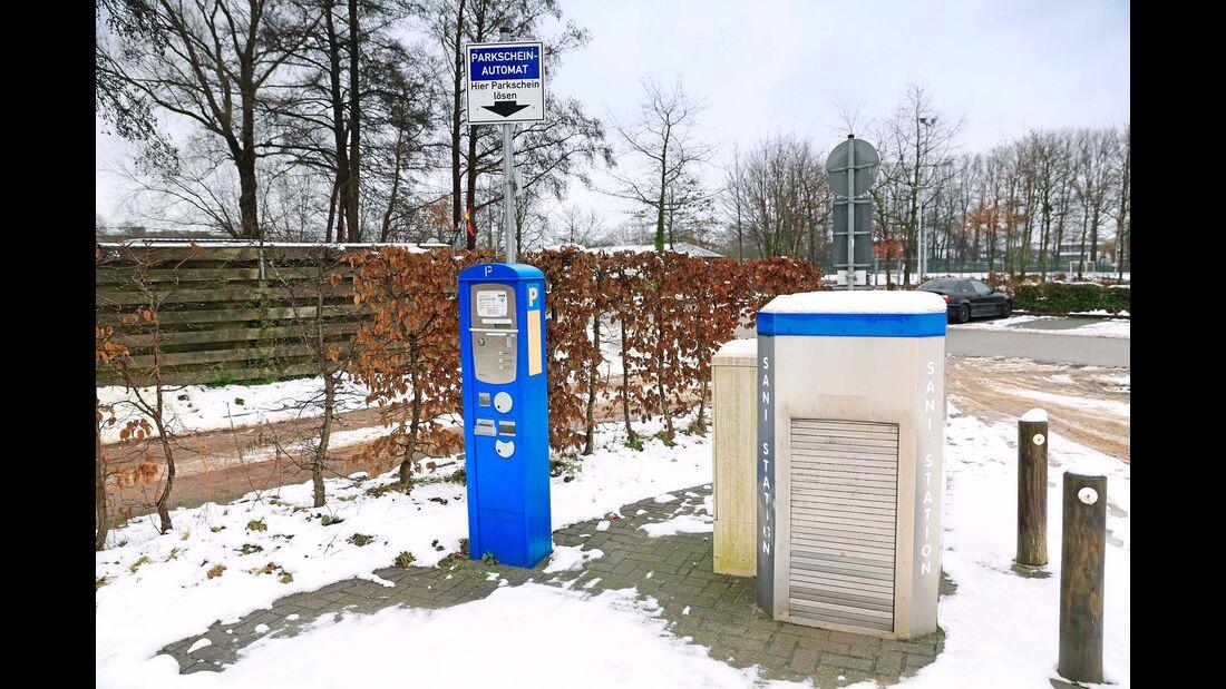 Stellplatz-Fokus Emsland Stellplatz Linus-Bad
