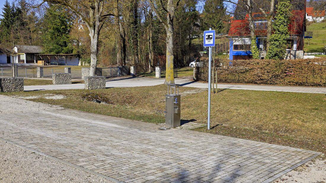 Stellplatz-Fokus Fränkische Alb