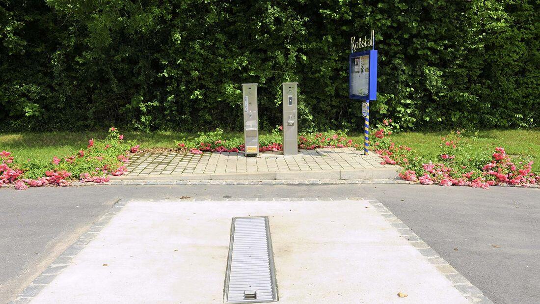 Stellplatz-Fokus Niederbayern