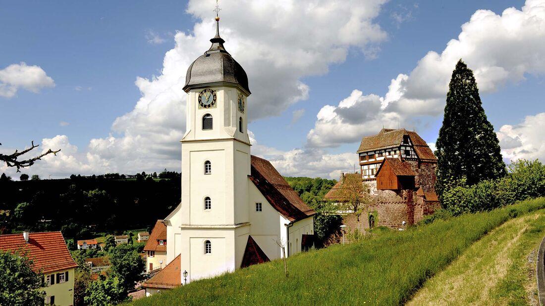 Stellplatz-Fokus Nordschwarzwald
