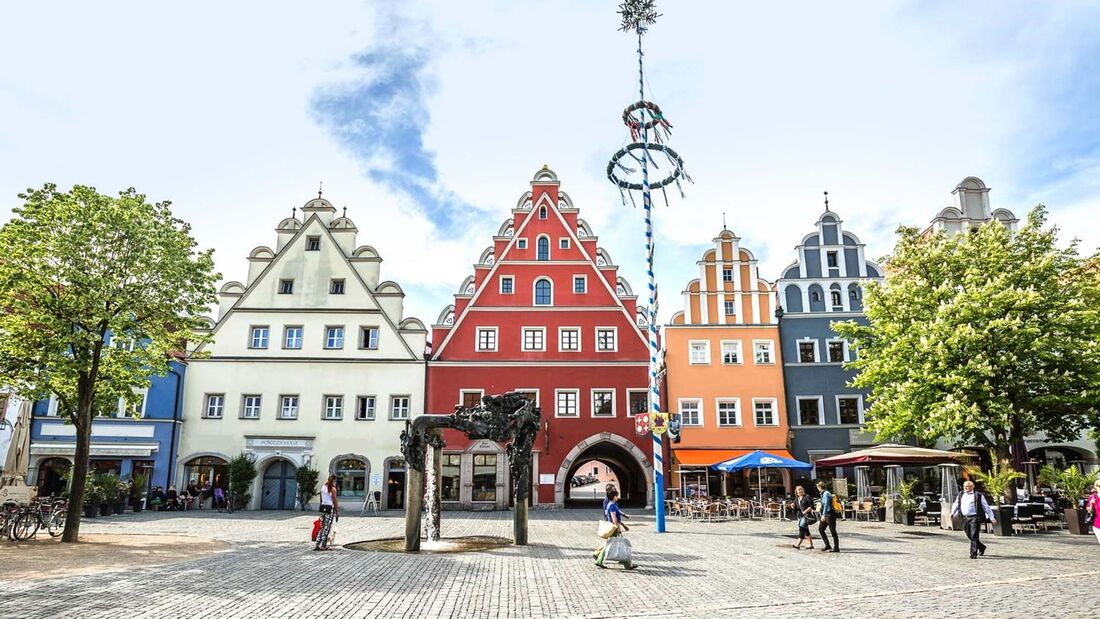 Stellplatz-Fokus Oberpfalz
