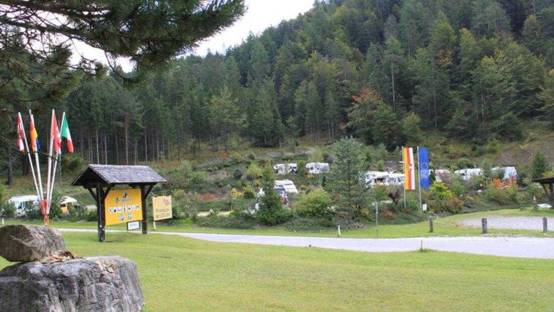 Stellplatz Gailberghöhe