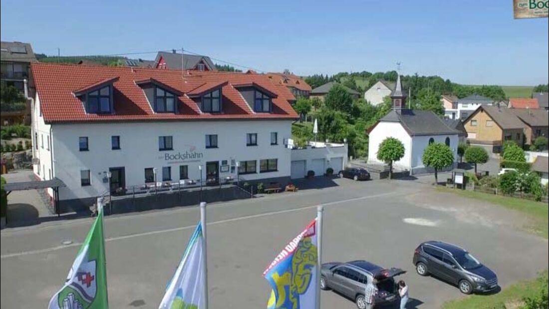 Stellplatz Gasthof Bockshahn