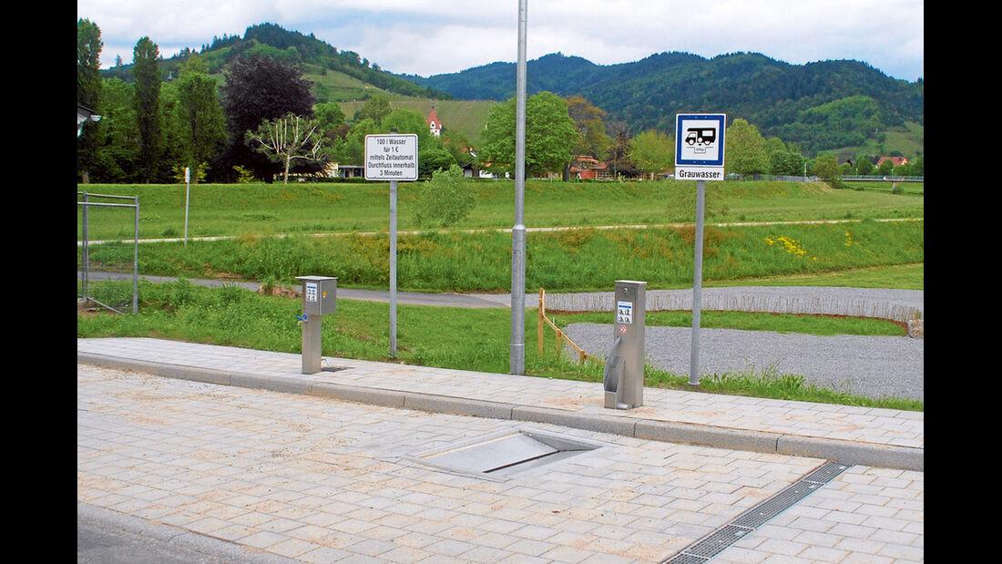 Stellplatz Gengenbach