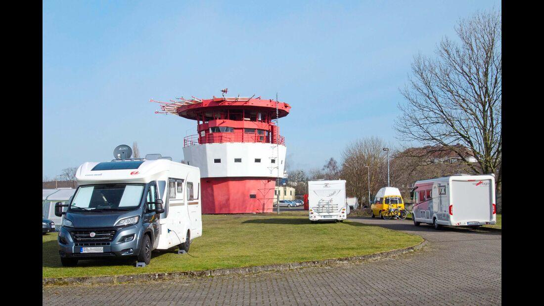 Stellplatz Havencamp