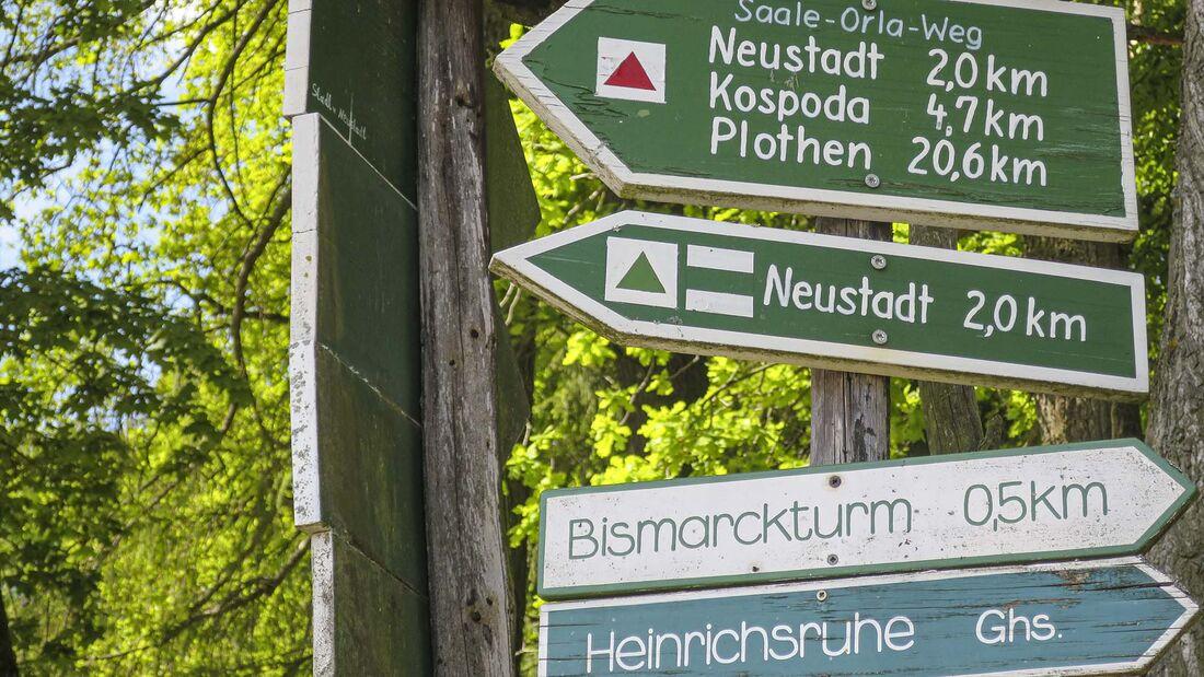 Stellplatz Heinrichs-Ruhe