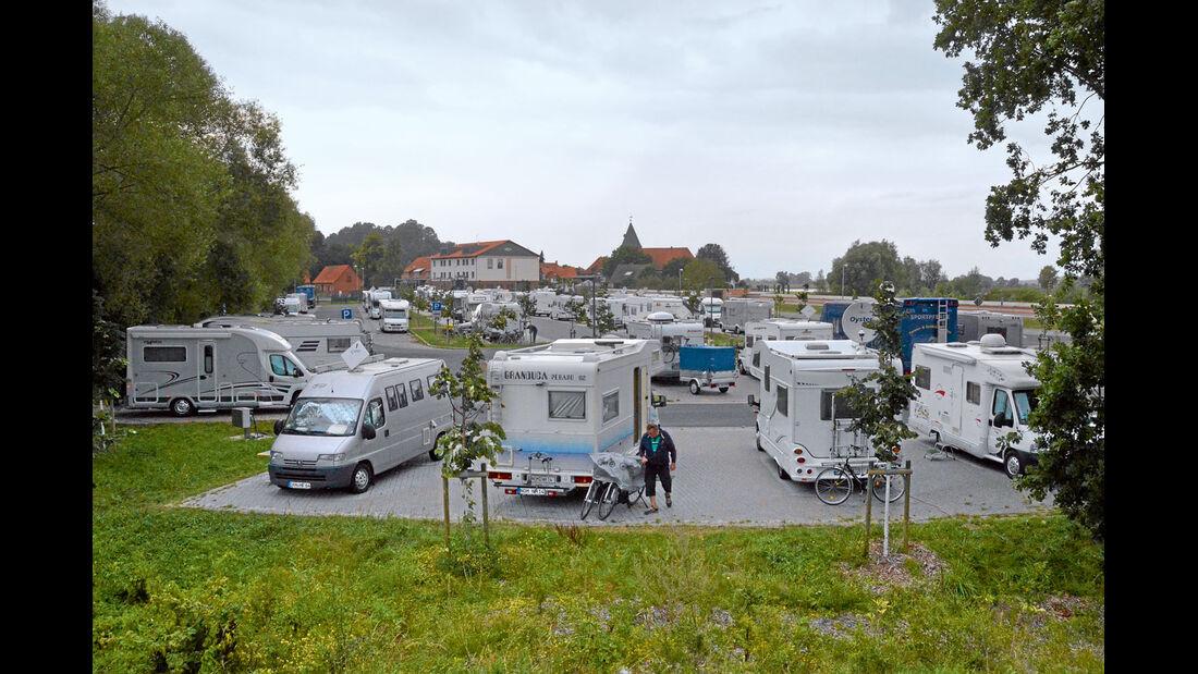 Stellplatz Hitzacker