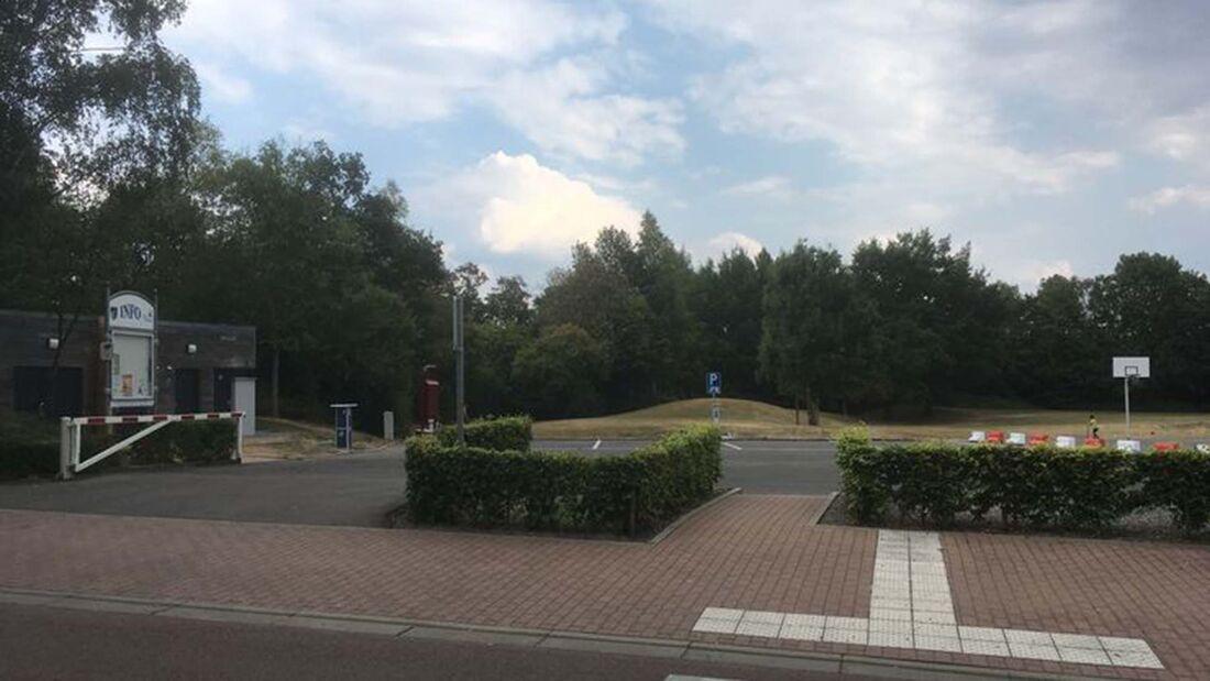 Stellplatz Kelmis
