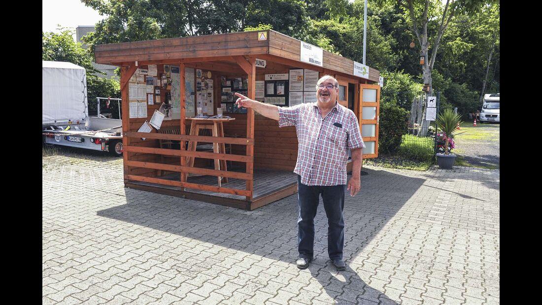 Stellplatz Mainz