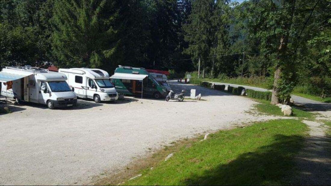 Stellplatz Mobiler Alpengenuss