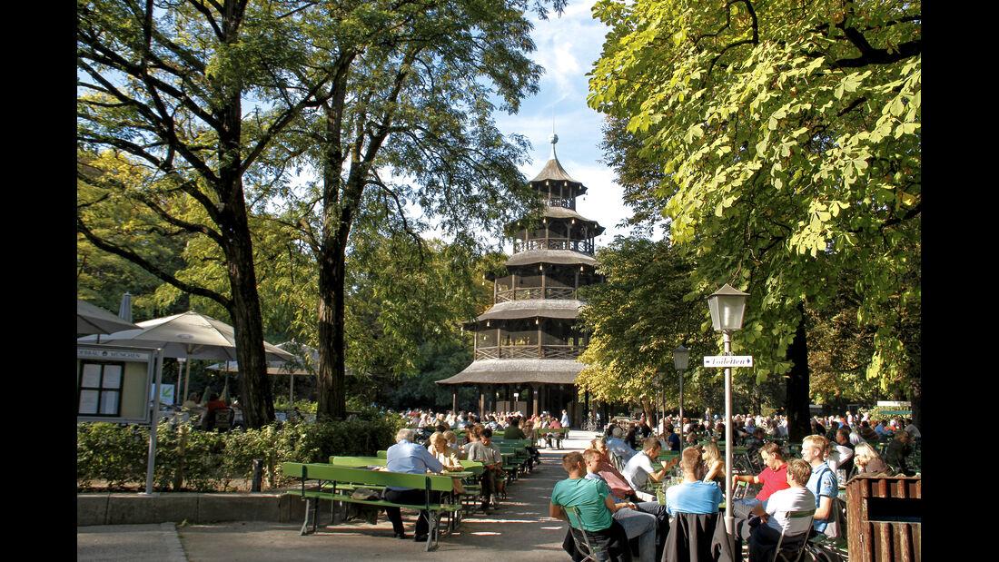 Stellplatz München Seenland